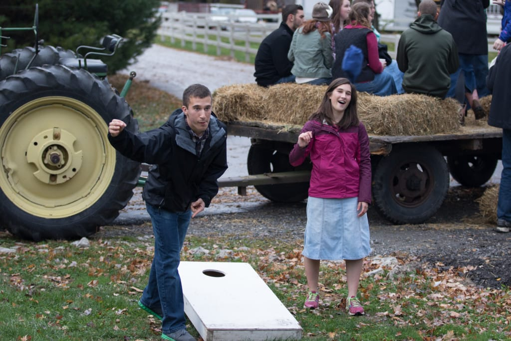 Fairhaven Baptist College Hayride 2015 (10 of 26)