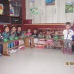 Primary class - Maggie & Bilgee are teachers