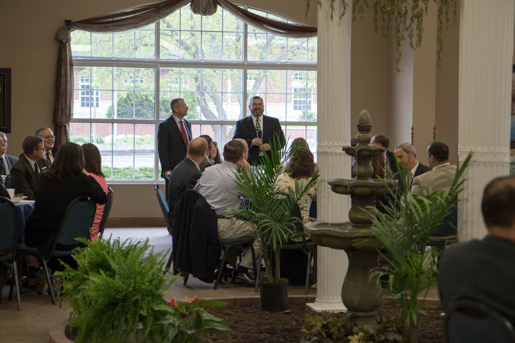 Fairhaven Baptist Church Preaching Conference 2016 Alumni Breakfast (31 of 33)