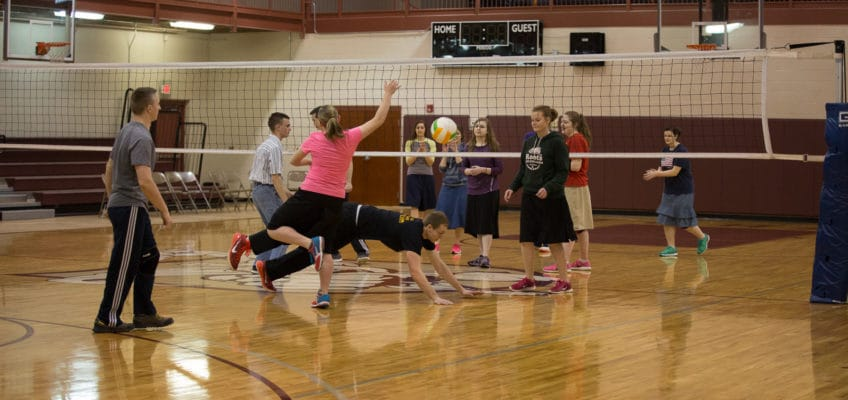2017 Volleyball Marathon