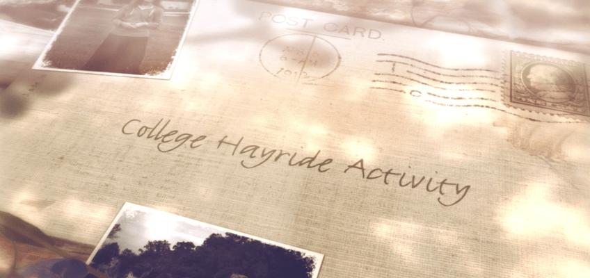 Hayride Activity