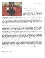 Phillip and Charity Heilmann – Alumni Update