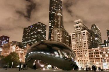Chicago Christmas Lights Activity